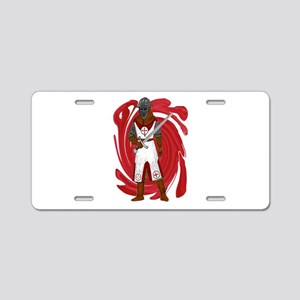 GUARDIAN Aluminum License Plate