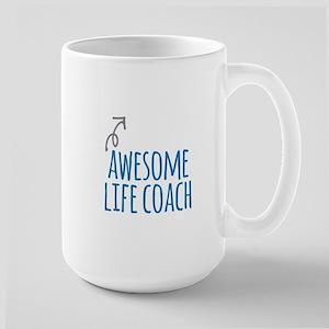 Awesome life coach Mugs