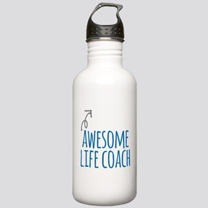 Awesome life coach Stainless Water Bottle 1.0L