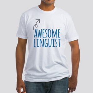 Awesome linguist T-Shirt