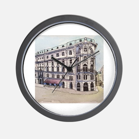 Cool Viennese Wall Clock