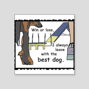 The best Beauceron Sticker