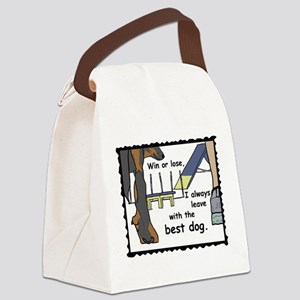 The best Beauceron Canvas Lunch Bag