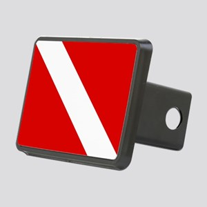 Diving: Diving Flag Hitch Cover