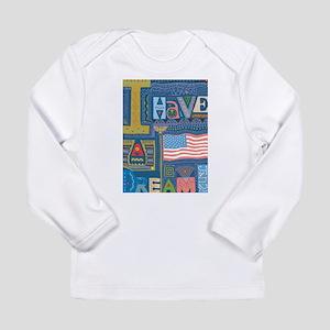 martin15 Long Sleeve T-Shirt