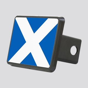 Scotland: Scottish Flag (S Rectangular Hitch Cover