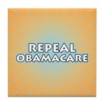 Repeal Obamacare Tile Coaster