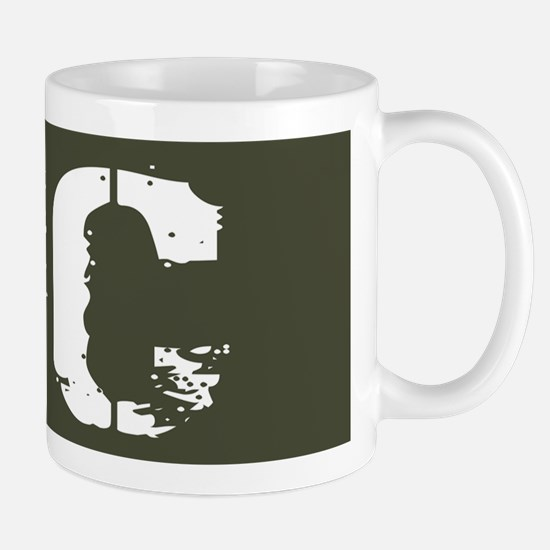 U.S. Army: 11C Mortarman (Military Gree Mug
