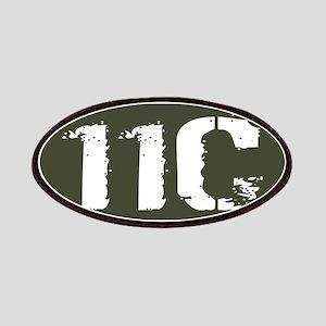 U.S. Army: 11C Mortarman (Military Green) Patch