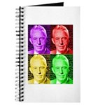 Warhol-esque Bill Journal