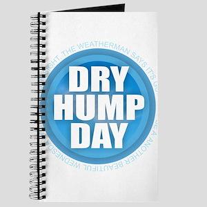 Dry Hump Day - No Rain Wednesday Journal