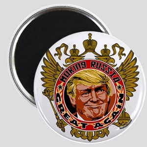 Trump Making Russia Great Again Magnets