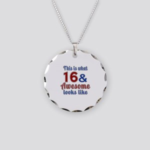 16 Awesome Birthday Designs Necklace Circle Charm