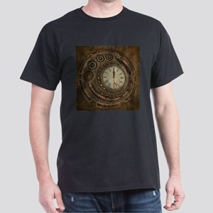Steampunk, awesome clock T-Shirt