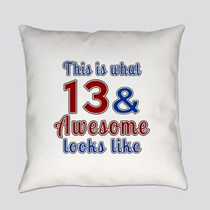 13 Awesome Birthday Designs Everyday Pillow