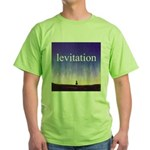 69b.levitation... Green T-Shirt