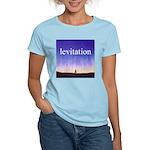 69b.levitation... Women's Pink T-Shirt