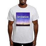69b.levitation... Ash Grey T-Shirt