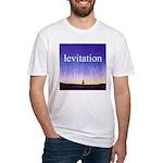 69b.levitation... Fitted T-Shirt