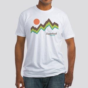Sugarbush Vermont Fitted T-Shirt