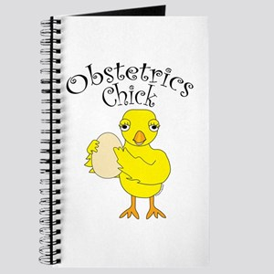 Obstetrics Chick Text Journal