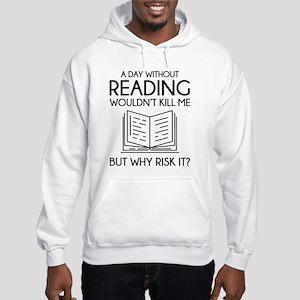 Reading Hooded Sweatshirt