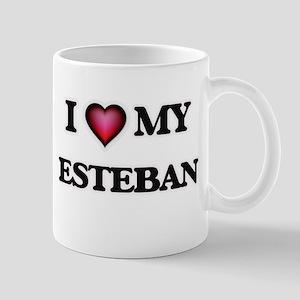 I love Esteban Mugs