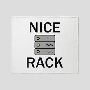 Nice Rack Stadium Blanket