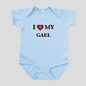 I love Gael Body Suit
