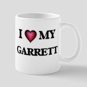 I love Garrett Mugs