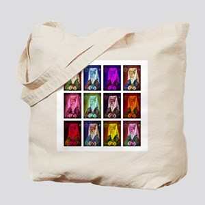 Bella Van Groot 4x3 Tote Bag