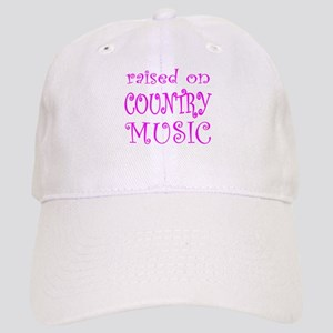 RAISED ON COUNTRY MUSIC Cap