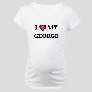 I love George Maternity T-Shirt