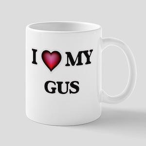 I love Gus Mugs