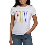 1. yum [color] Women's T-Shirt
