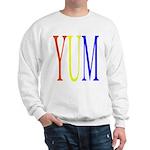 1. yum [color] Sweatshirt