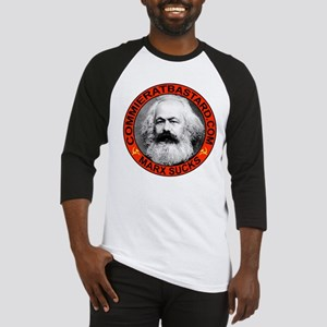 Marx Sucks Baseball Jersey