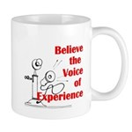 Voice of Experience Mugs