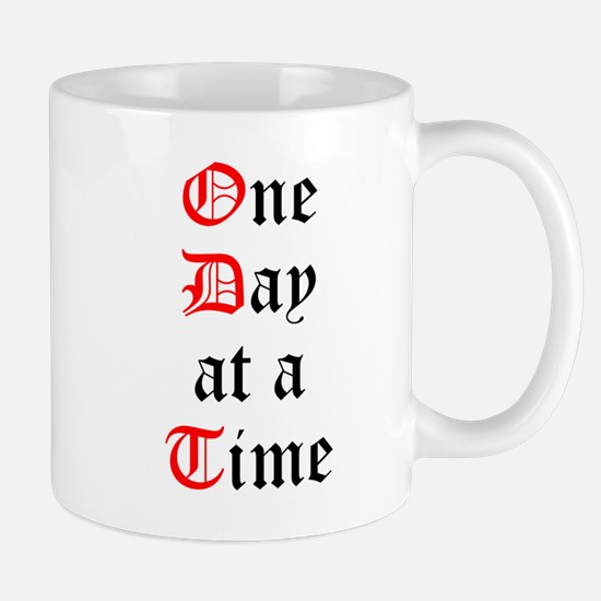 One Day at a Time Mugs