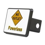No Outlet Powerless Hitch Cover