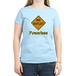 No Outlet Powerless T-Shirt