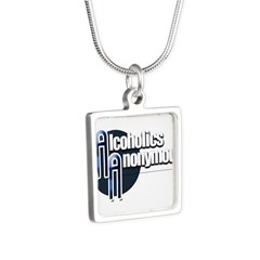 Alcoholics Anonymous Necklaces