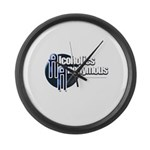 Alcoholics Anonymous Large Wall Clock