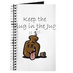 Keep the Plug in the Jug Journal