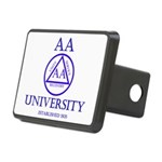 AA University Hitch Cover