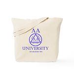 AA University Tote Bag