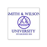 Smith Wilson University Sticker