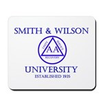 Smith Wilson University Mousepad