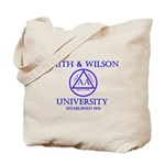 Smith Wilson University Tote Bag