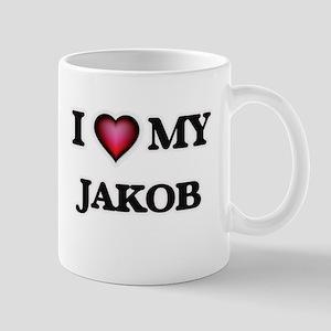 I love Jakob Mugs